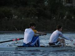 IMG_2677 (NUBCBlueStar) Tags: rowing remo rudern river newcastle nubc university canottaggio men women boat blue october star 2019 tyne canon powershot sweep sculling