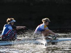 IMG_2638 (NUBCBlueStar) Tags: rowing remo rudern river newcastle nubc university canottaggio men women boat blue october star 2019 tyne canon powershot sweep sculling