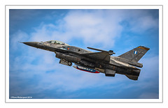 LOCKHEED MARTIN F-16C-52 FIGHTING FALCON (Chris (Thanks for 83000 Views)) Tags: lmf16cblock52fightingfalcon lockheedmartinf16c hellenicairforce haf 343mira115pmsouda royalinternationalairtattoo riat2018 riat18 raffairford gloucestershire england 2018 aviation aircraft aeroplane aviationphotography canoneos7dmkii canon canonf46f56islusm100400mm planemotorsport2014 planemotorsport2015 planemotorsport2016 planemotorsport2017 planemotorsport2018 planemotorsport2019