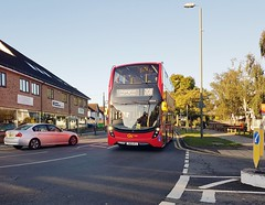 Photo of Morning Sunshine, EH316 YW19 VPJ on route 208, 2nd October 2019.