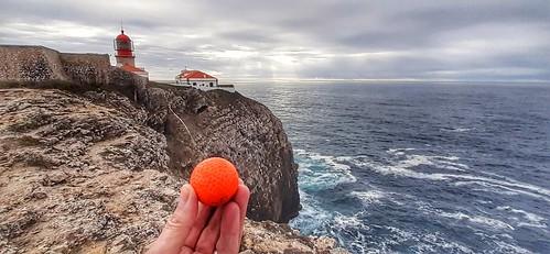 Cabo de Sao Vincente, Sagres, Portugal