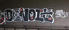 Graffiti in Amsterdam (wojofoto) Tags: amsterdam nederland netherland holland graffiti streetart wojofoto wolfgangjosten benoi benoit