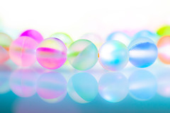 Little dream of colors. (skybluesky43) Tags: soft creamy cream dream oniric soul relaxing relax visions dreams bokeh macro creative tabletop tripod concept creation abstract abstrato summer agosto verão 2019 colours colors azul cores pink rosa blue verde green sigma 105mm dg nikon d7100
