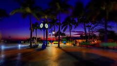 Sunset Fort Myers Beach Florida (mysterious-man) Tags: florida usa fort myers beach sunset colors farben himmel nachts night strandpromenade abends nachtaufnahme langzeitbelichtung long exposureng