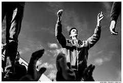 - - (Matías Brëa) Tags: social documentalismo documentary fiesta festival blanco y negro black white byn mono monochrome monocromo personas people gente