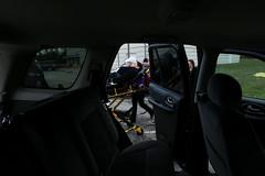 Nursing Triage Day (IU Kokomo) Tags: purple nurses nursing triage college students university disaster learning nurse ivytech kokomo iuk