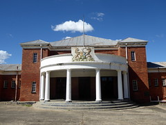 Town Hall (Proteus_XYZ) Tags: southafrica freestate winburg townhall