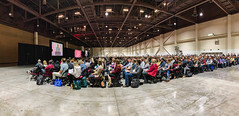 Panorama of the first Plenary of the week