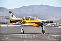 """Breaking Wind"" Glasair Reno 2019 (blackheartart) Tags: nationalchampionshipairraces reno glasair racer airplane aviation aicraft 2019"