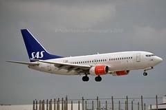 """Tyra Haraldsdatter"" SAS Scandinavian Airline System LN-TUF Boeing 737-705 cn/28222-245 @ Buitenveldertbaan EHAM / AMS 14-08-2018 (Nabil Molinari Photography) Tags: tyraharaldsdatter sas scandinavian airline system lntuf boeing 737705 cn28222245 buitenveldertbaan eham ams 14082018"