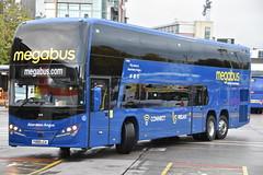 50411 - YX69LCA (DavidsBuses) Tags: yx69 yx69lca volvob11rlet plaxtonpanorama megabus stagecoachwestscotland stagecoach plaxton volvo
