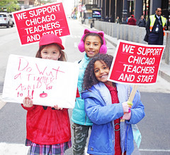 Their Education is Worth Fighting For (kirstiecat) Tags: huelgo strike chicago socialjustice ctu chicagoteachers teachers chicagoteachersunion chicagopublicschools rally protest america lorilightfoot activism people kids children schools education publiceducation humanrights thisiswhatdemocracylookslike theteachersunitedwillneverbedivided democracy ourstreets ourschools