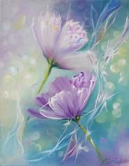 Flores lilas. (anthonyandr2016) Tags: flores pinturas paint lila art arte flickr