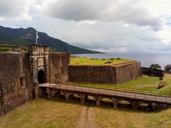 Fort Delgres, Guadeloupe (rdtoward21) Tags: caribbean guadeloupe fort history sun wild
