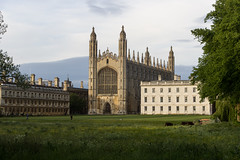 King's College Chapel, Cambridge, England (Billy Wilson Photography) Tags: 2019 adventure biketour cycling europe england united kingdom college cambridge university kings chapel architecture old historical historic