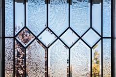 autumn window (pbo31) Tags: bayarea california nikon d810 october 2019 autumn boury pbo31 livermore eastbay alamedacounty glass cut color window