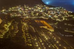 D69_1289_Natural (brook1979) Tags: 台灣 新北市 瑞芳 十三層 遺址 廢墟 舊礦場 礦坑 銅礦 金礦 建築 水金九 building taiwan gold newtaipei mountain mine construct lights night