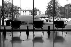 Ghost Van (pjpink) Tags: ica vcu art instituteofcontemporaryart institute museum rva richmond virginia may 2019 spring pjpink 2catswithcameras blackandwhite bw monochrome uncolored colorless