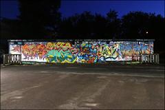 (Alex Ellison) Tags: name name26 smc dds southlondon urban graffiti graff boobs halloffame hof night stae spoe peak cls cos cosa ac gs