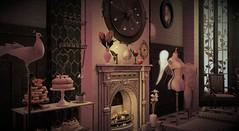 Fantasy Cottage (B E L L Δ) Tags: scarlettcreative applefall fancydecor {anc} zerkalo nomad tresblah acorn aria aptb trompeloeil ddd