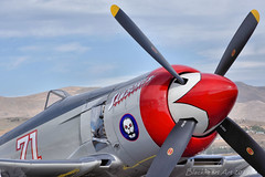 "Seafury ""Sawbones"" (blackheartart) Tags: hawker seafury hawkerseafury reno nationalchampionshipairraces 2019 warbird british airplane aviation aircraft racer"