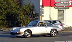 Porsche 911 1972 (Wouter Bregman) Tags: 911cza95 porsche 911 1972 porsche911 le bourget lebourget france frankrijk vintage old german classic car auto automobile voiture ancienne allemande germany deutsch duits deutschland vehicle outdoor