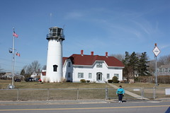 Chatham Lighthouse (Stephen St-Denis) Tags: chatham chathamlighthouse barnstablecounty
