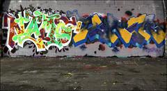 Name26 / Terfa (Alex Ellison) Tags: name name26 smc dds terfa southlondon urban graffiti graff boobs halloffame hof night