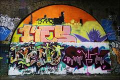 Name26 / Spok (Alex Ellison) Tags: name name26 smc dds spok southlondon urban graffiti graff boobs halloffame hof night