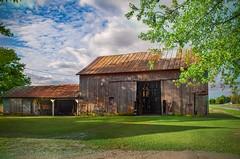 Highway 27 Barn (markburkhardt) Tags: