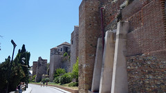 Alcazaba de Málaga (Hilltop Fortress), Málaga, Costa del Sol, Andalusia, Spain (dannymfoster) Tags: spain andalusia andalucia costadelsol malaga jardinesdepedroluisalonso fortress alcazaba alcazabademalaga