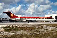 Paradise Airways, N12305 (timo.soyke) Tags: paradiseairways boeing b727 b727200 b727231 n12305 plane aircraft airplane flugzeug trijet dreistrahler triholer