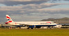 G-MEDM Airbus, Edinburgh