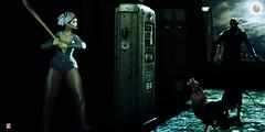 Zombie Trick or Treat -- SL Dusk Till Dawn  Contest (eiloodoolittle) Tags: sldusktilldawnhalloweencontest anypose zombies halloween blackdragon bellezafreya genus moonelixir kccouture adamsphotochallenge