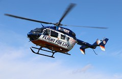 Flight For Life (raserf) Tags: flight for life medical helicopter hartland fire department village wisconsin