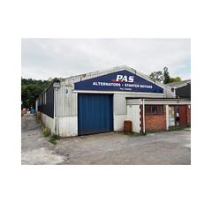 PAS (chrisinplymouth) Tags: pas business alternator startermotor building industry industrial plympton plymouth devon england uk city cw69x trait diagonal diagx xg