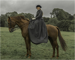 Photo of Side-saddle