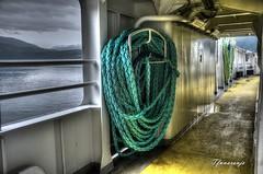 Desde ,el ferri (Noruega) (TFNnaranjo) Tags: transporte barco noruega bergen kirkenes pasajeros carga trollfjord geirangerfjord islas lofoten ruta hurtigruten turismo tfnnaranjo nikon