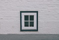 Thoughts meander like a restless wind Inside a letterbox.. (erlingraahede) Tags: house wall vsco canon windows lines simplicity germany goslar