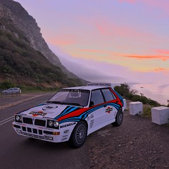 Deltone on the road (eleinad.daniele1996) Tags: lancia delta deltone martini racing iconic 1992 rally automotive auto render blender3d blender hdri snapseed