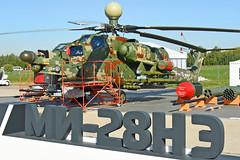 "Mil Mi-28NE Havoc ""1811 Yellow"" (Nils Mosberg) Tags: maks2019 zhukovsky"