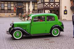 Skoda Popular 1937 (Corno3) Tags: markt fahrzeug oldtimer auto wernigerode rathausrallay sachsenanhalt deutschland