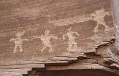 Petroglyphs / Amasa Trail (Ron Wolf) Tags: anthropology archaeology blm fremont kanecreekcanyon nativeamerican anthromorph anthropomorph petroglyph rockart utah
