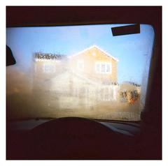 FILM - De-misting (fishyfish_arcade) Tags: film mediumformat kodak slidefilm transparency analogphotography expiredfilm holga120n filmphotography analogcamera filmisnotdead istillshootfilm windshield windscreen ektachromee100s