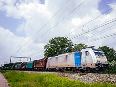 LINΞΛS 186 455-2 met gemengde lading @ Kermt (Avinash Chotkan) Tags: