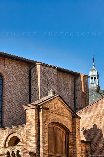 Toulouse Eglise Saint Pierre Des Cuisines Occitanie 3d0a2683