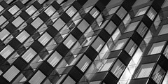 Mainport Chambers (s.W.s.) Tags: rotterdam netherlands holland europe abstract building windows chambers city urban architecture architectural lines geometry nikon lightroom
