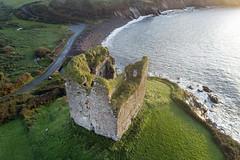 Minard Castle, Kerry (Sean Hartwell Photography) Tags: minard castle kerry ireland dingle peninsula ruins ruin abandoned coast wildatlanticway