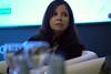 Erika Rodríguez, coordinadora del panel de América Latina de la Fundación Alternativas
