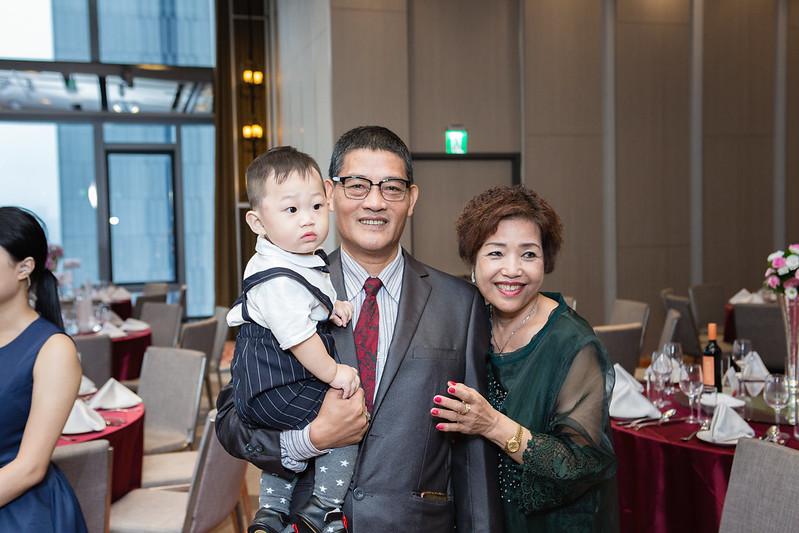 [婚攝] 智堯 & 雅菁 台北格萊天漾 | 儀式午宴 | 當日精華